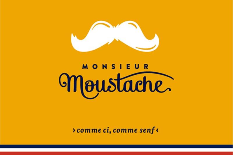 品牌包装设计分享之monsieur